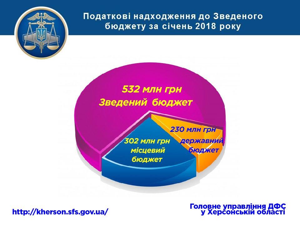Херсонці зібрали 532 мільйона гривень  податків до бюджетів усіх рівнів, фото-1
