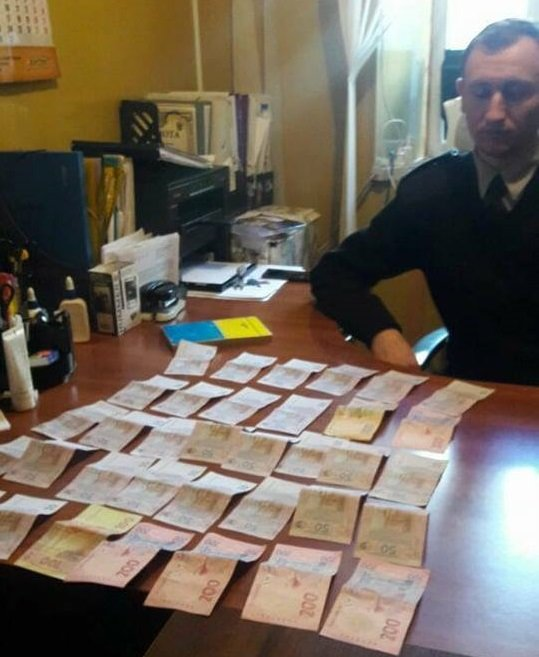 На Херсонщине правоохранители пресекли дачу взятки , фото-1