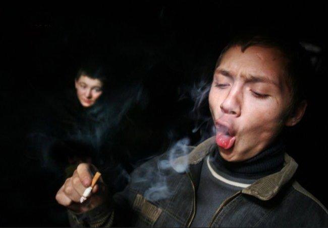 На Херсонщине наркомания захватила даже малолетних детей , фото-1