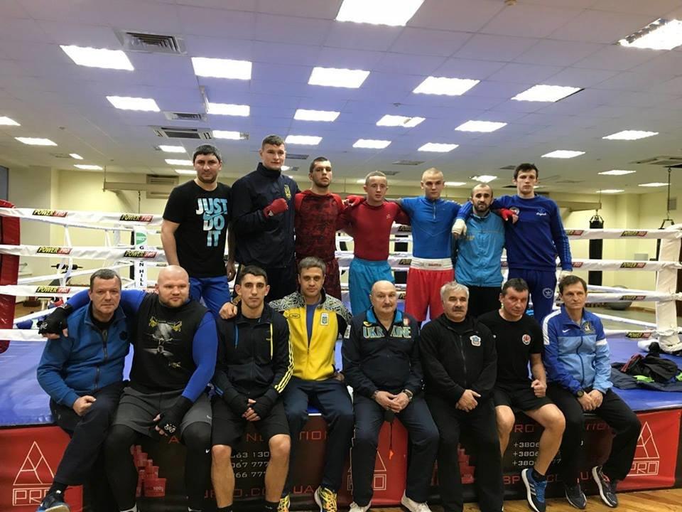 Херсонский боксер вошел в состав национальный сборной, фото-1