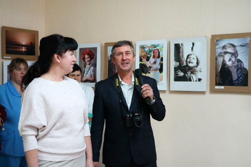 """Виставка фотоклубу """"Парус"""" відбулась у Херсонському онкодиспансері, фото-3"""