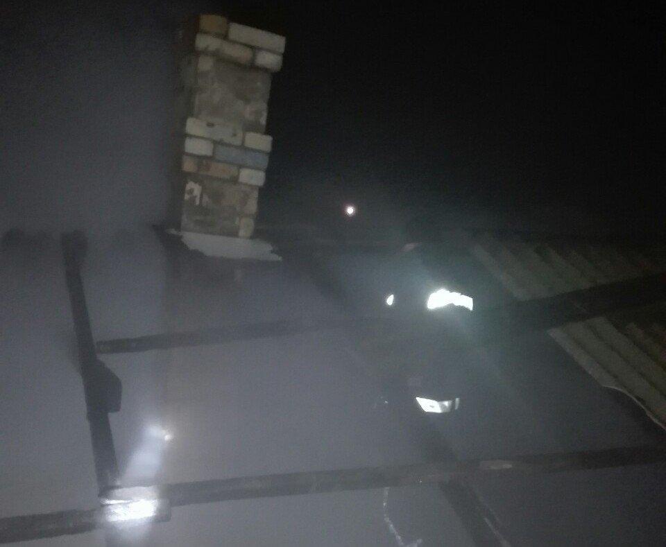 У Голопристанському районі ліквідовано пожежу у приватному житловому будинку, фото-1