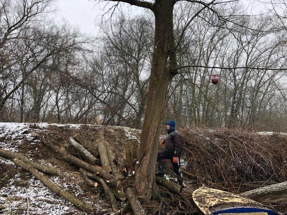 На Херсонщине активисты задержали очередных лесных браконьеров, фото-2
