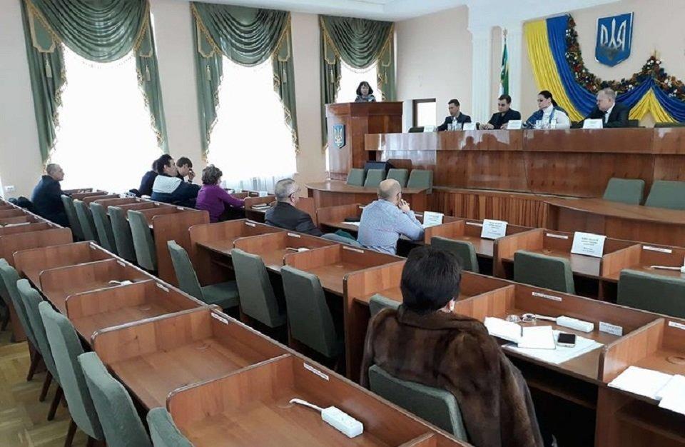На Херсонщине поздравления от районных чиновников обошлись бюджету в 10 тысяч гривен, фото-1