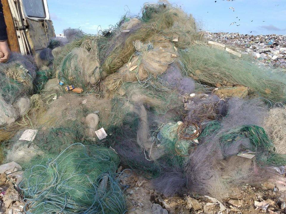 Херсонские рыбинспекторы уничтожили 14 километров сетей, фото-1
