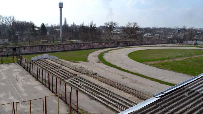 На Херсонщине реконструкцией стадиона может заняться киевская фирма, фото-1
