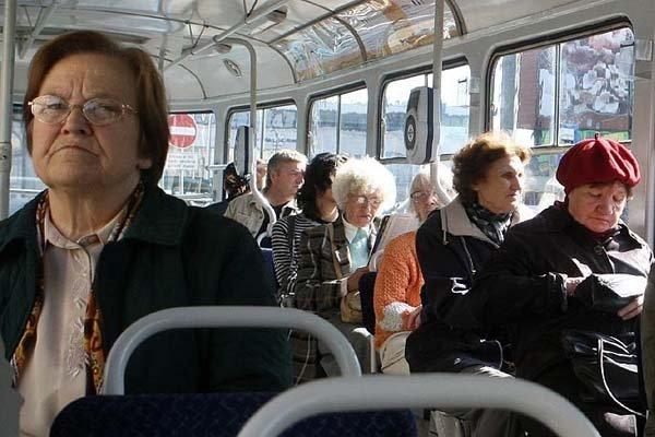 Льготы в херсонском общественном транспорте - быть или не быть? , фото-1