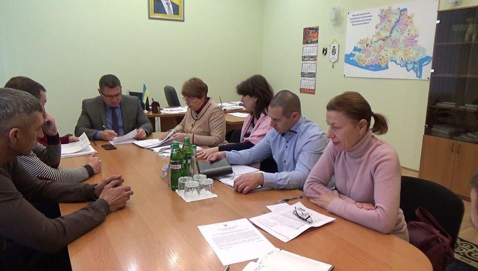 В Херсонской ОГА обсудили уничтожение Антоновского леса, фото-1
