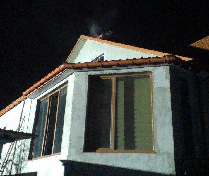 У Херсоні ліквідовано пожежу у приватному житловому будинку, фото-1