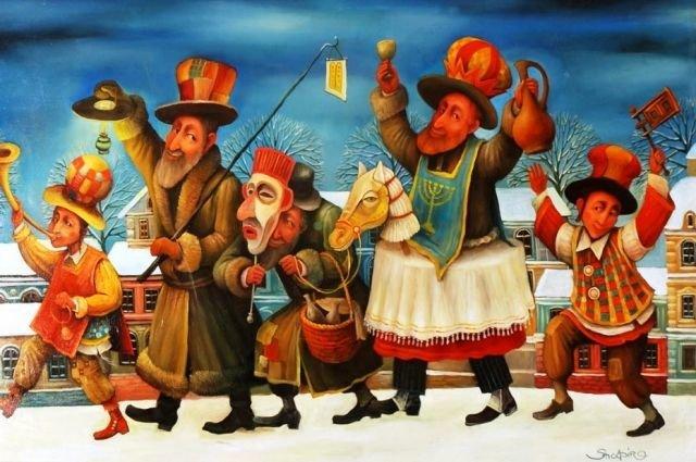 В Херсоне отметят праздник Пурим, фото-1