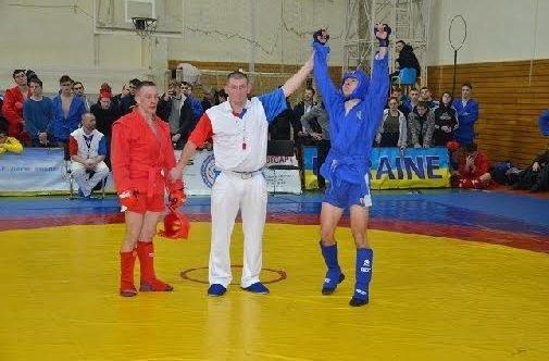 Херсонські самбісти боролися за нагороди на Чемпіонаті України, фото-1