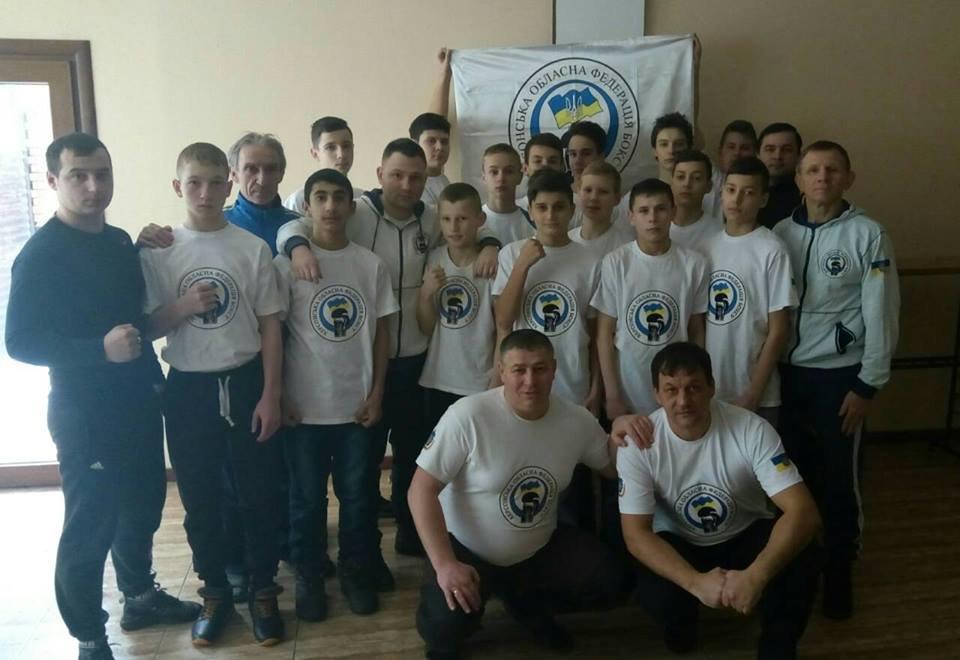 Херсонские боксеры приняла участие в полуфинале чемпионата Украине , фото-1
