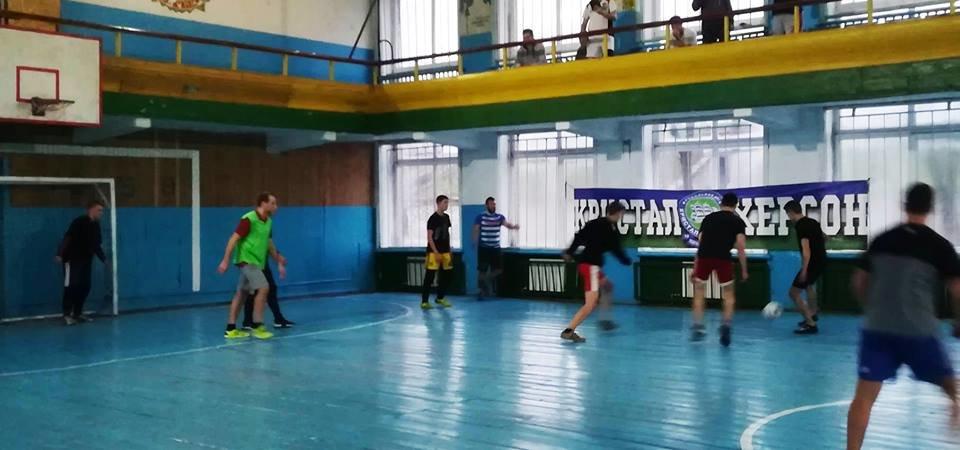 У Херсоні відбувся футбольний турнір серед представників фан-руху МФК Кристал , фото-2