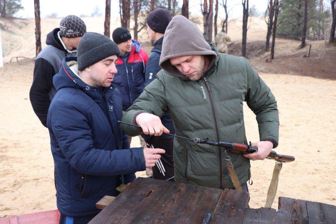Загони територіальної оборони продовжують навчання, фото-1