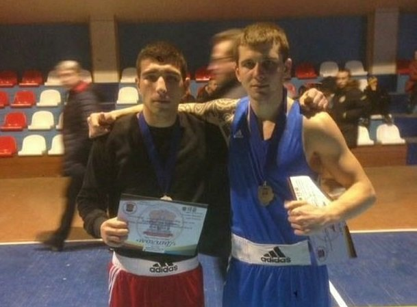 Херсонский боксер победил соперника из Германии, фото-1