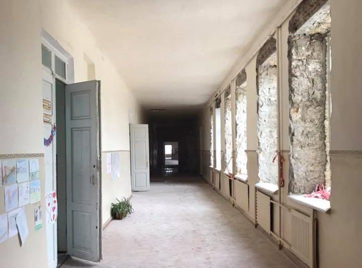 На Херсонщине ремонт школы не помеха учебному процессу (фото), фото-2