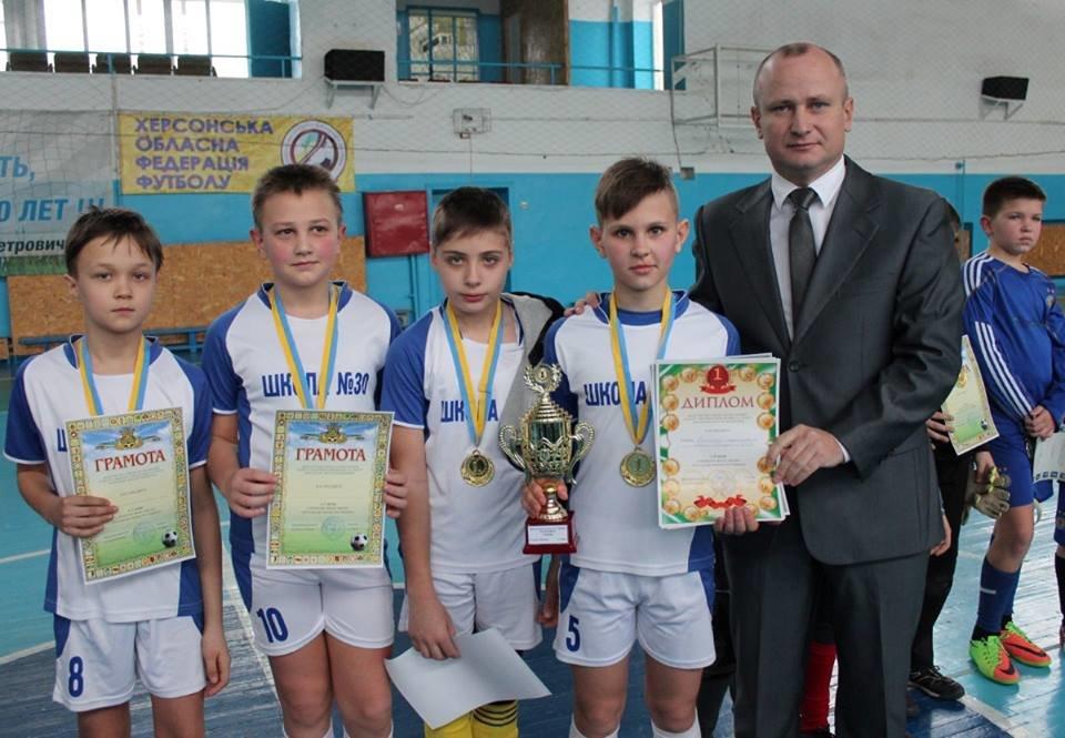 У Херсоні відбулися фінальні змагання «Шкільна футзальна ліга України» , фото-2