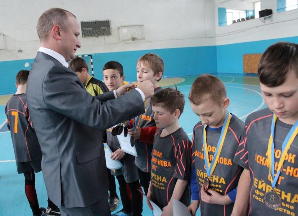 У Херсоні відбулися фінальні змагання «Шкільна футзальна ліга України» , фото-1