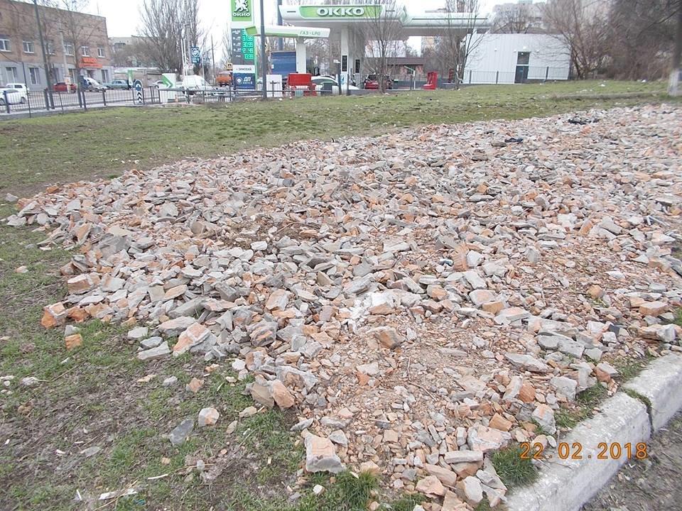 В Херсоне убивают зеленую зону?, фото-2