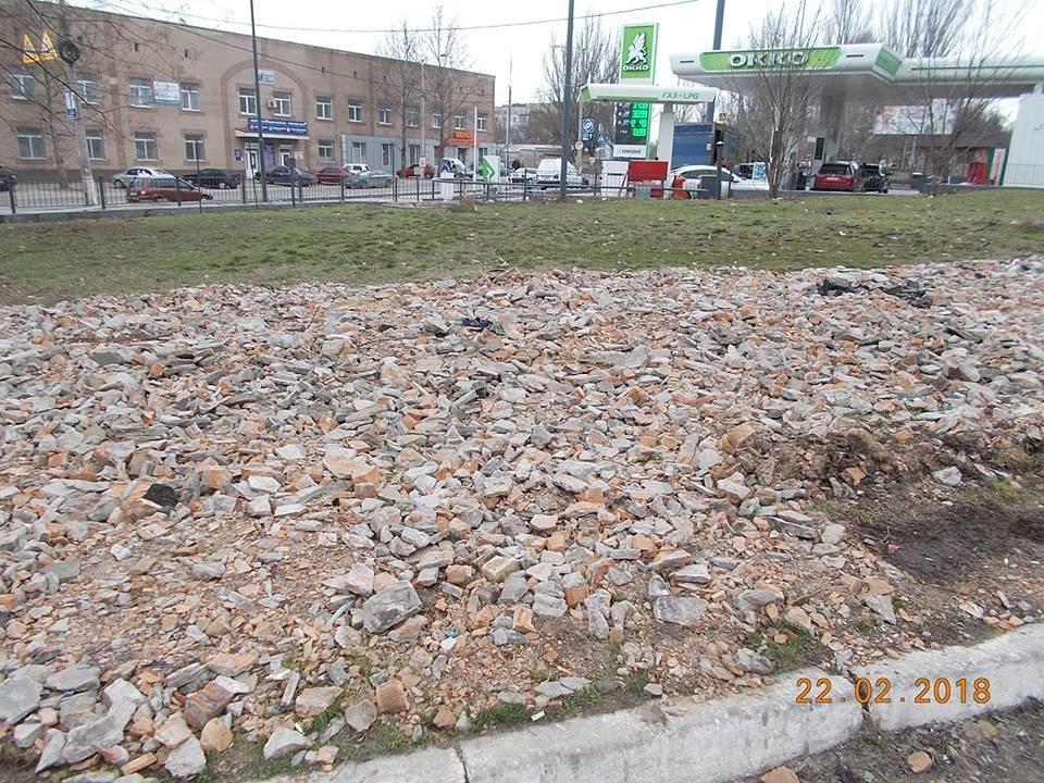 В Херсоне убивают зеленую зону?, фото-1