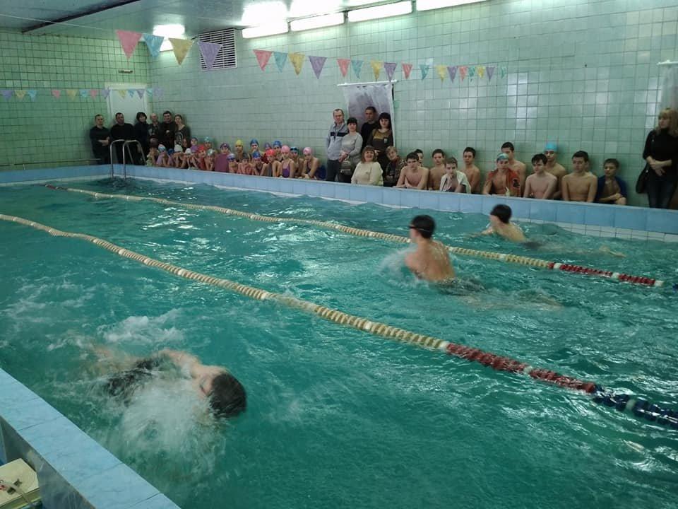 В Херсоне состоялся чемпионат по плаванию, фото-1