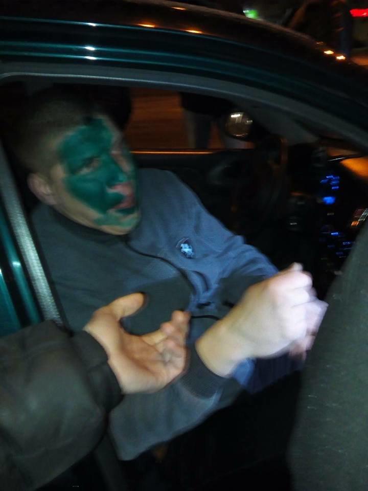 Херсонские таксисты продолжают акцию по бесплатной перевозке пассажиров , фото-1