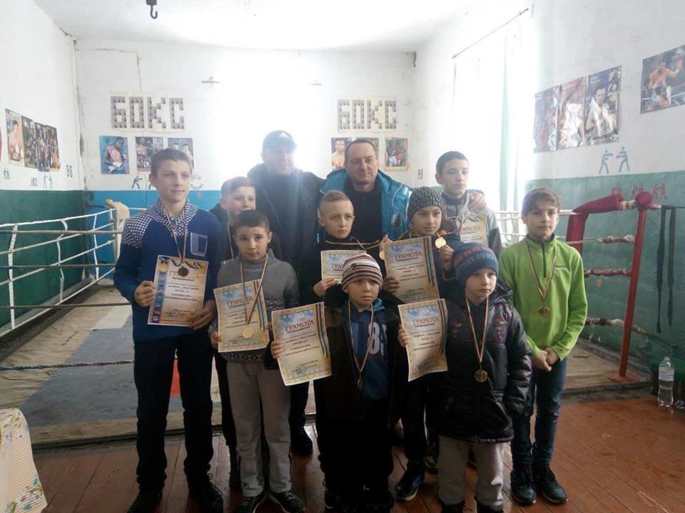 В Херсонской области состоялся зимний кубок по боксу, фото-1