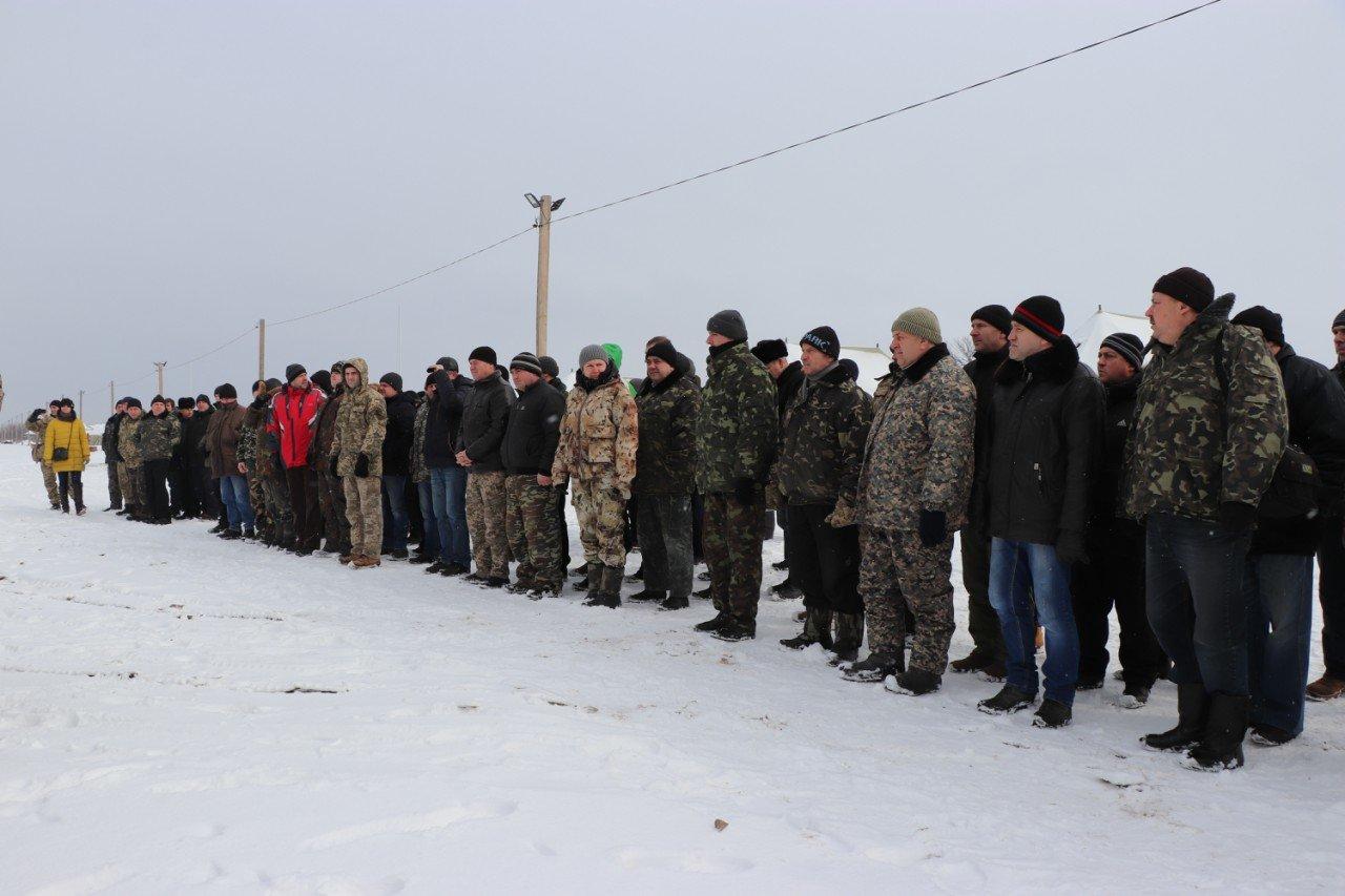 У Білозерському та Великолепетиському районах відбулися стрільби, фото-1