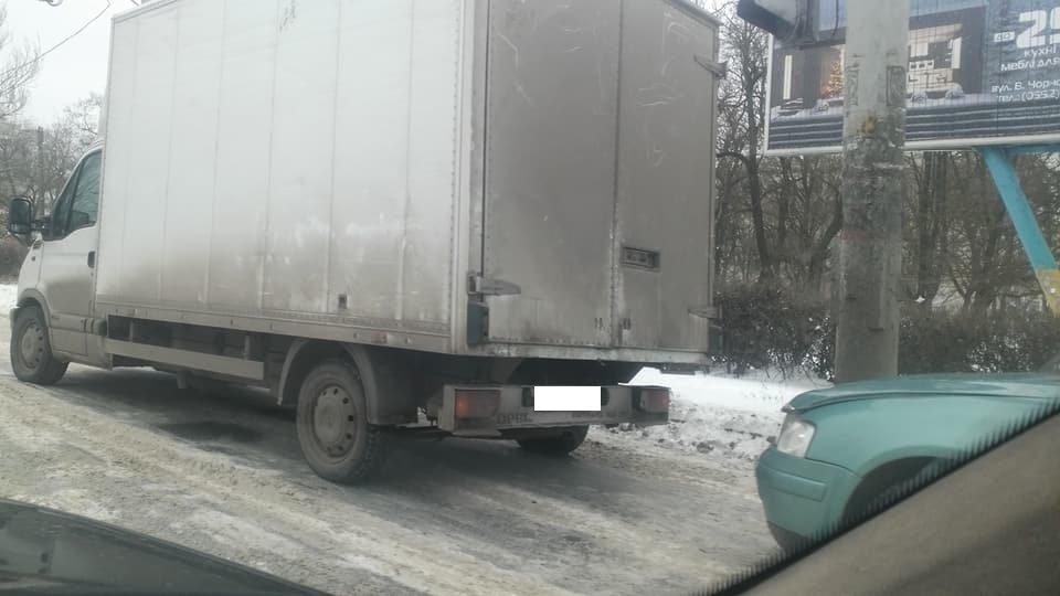 Очередное ДТП на херсонских дорогах (фото) , фото-1