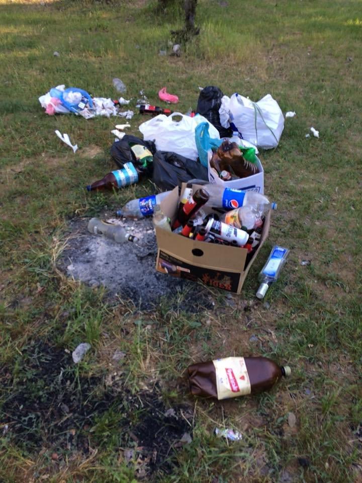 На Херсонщине уже видны первые последствия праздников, фото-1