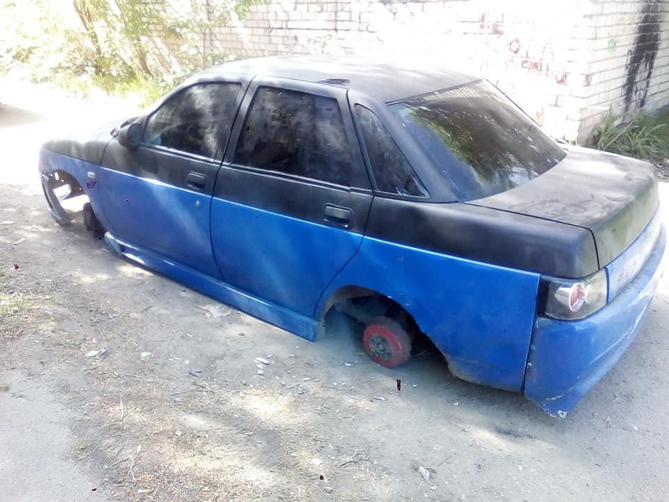 В Херсоне нашли угнанный автомобиль , фото-1