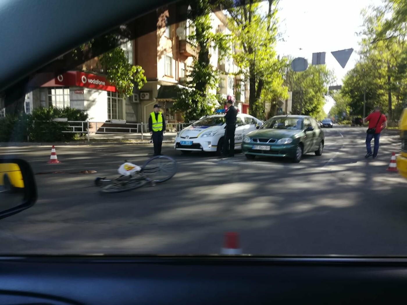 В полиции рассказали подробности вчерашнего ДТП в Херсоне, фото-1