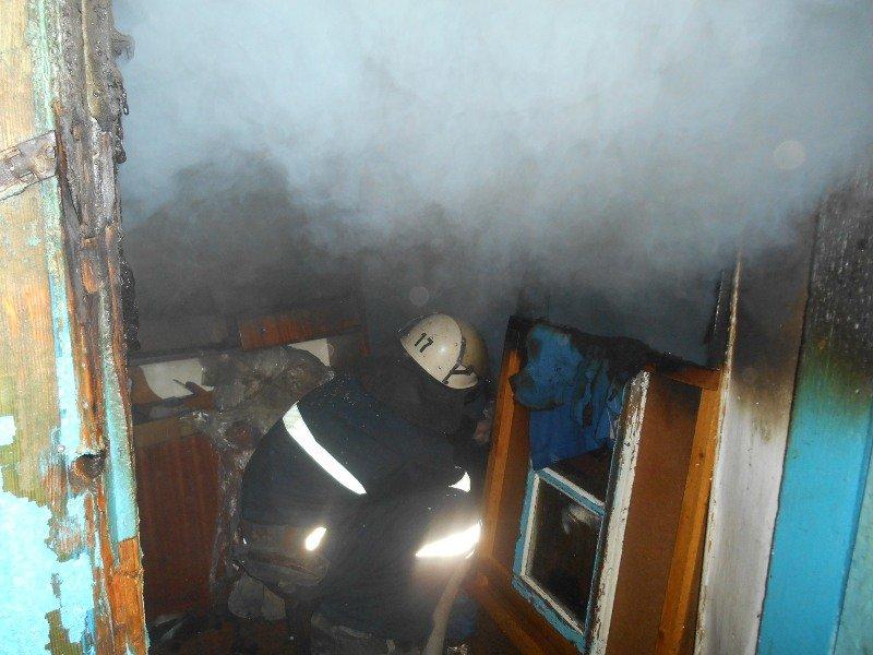 У Новій Каховці рятувальники загасили пожежу в житловому будинку, фото-1