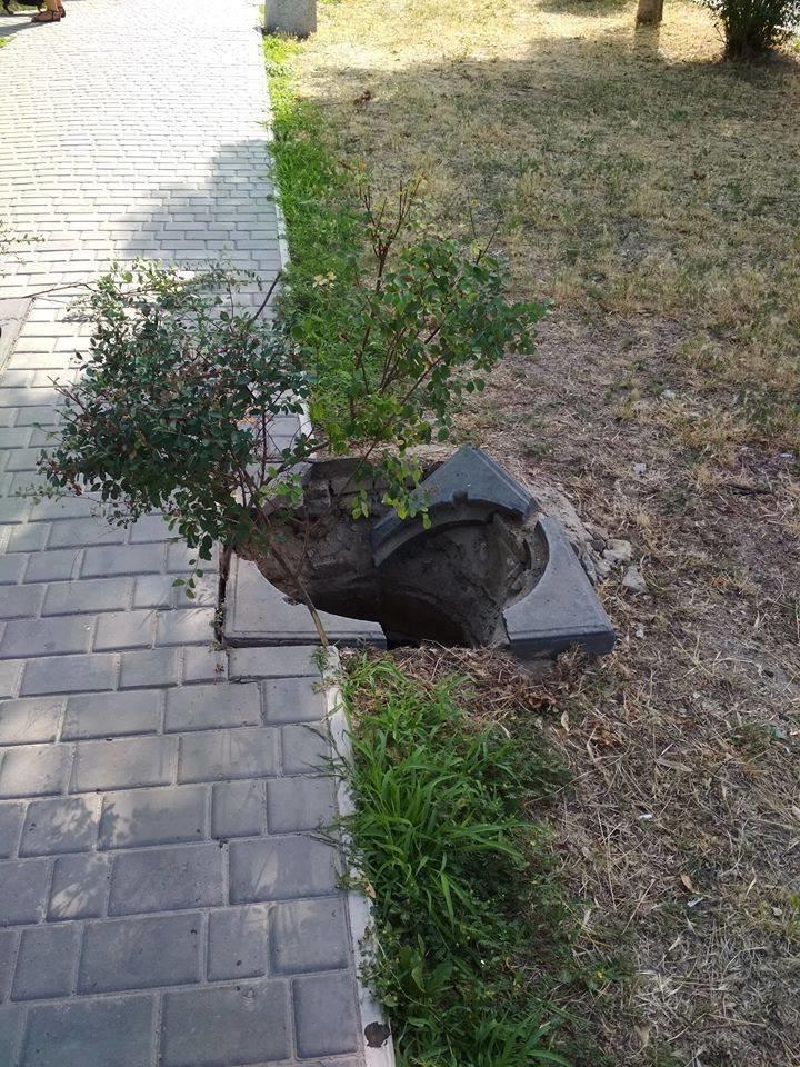 Жителей Херсонщины ожидают канализационные ловушки, фото-1