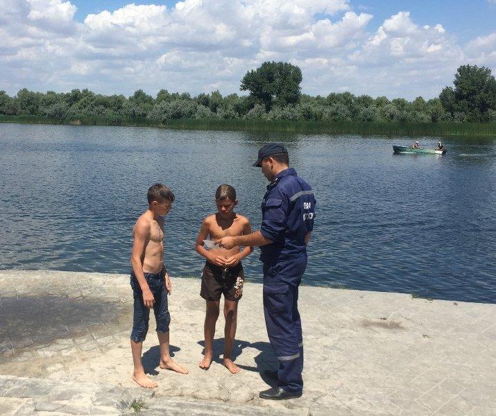 Рятувальники провели профілактичний рейд у м. Гола Пристань, фото-1