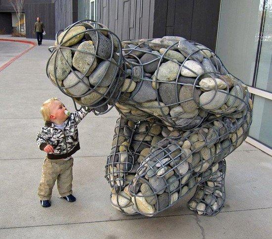 У Новій Каховці шукають майстра вуличної скульптури, фото-1