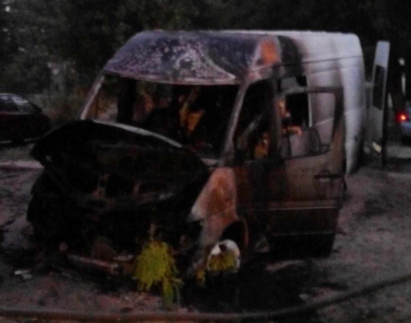 У Новій Каховці пожежні загасили займання в іномарці, фото-1