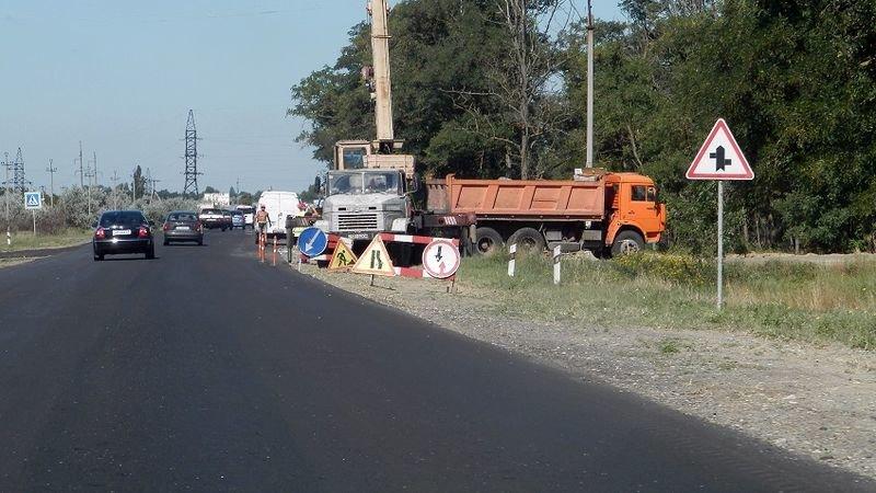 На Херсонщине могут отказаться от ремонта дорог, фото-1