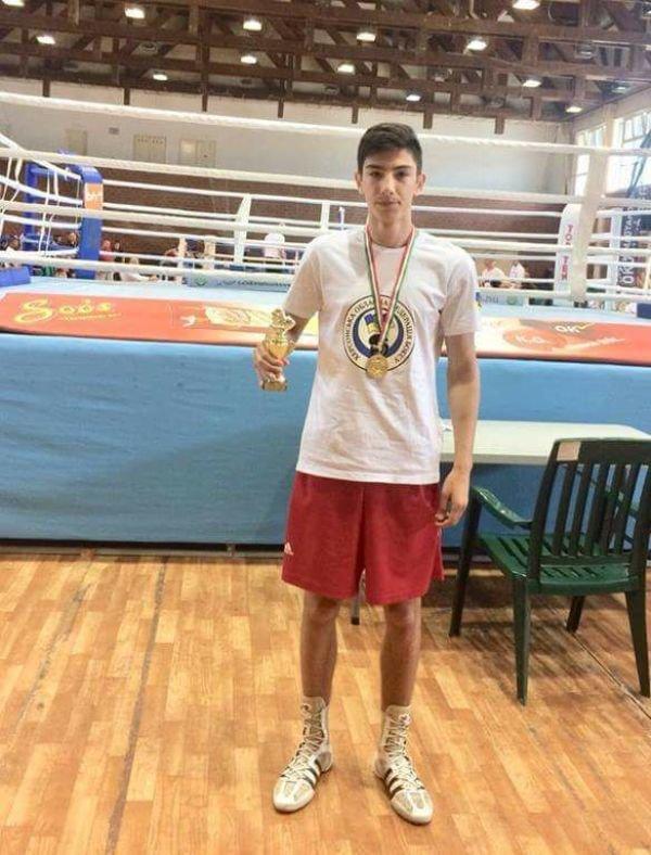 Студент із Херсона виборов золоту медаль на міжнародному турнірі з боксу, фото-1