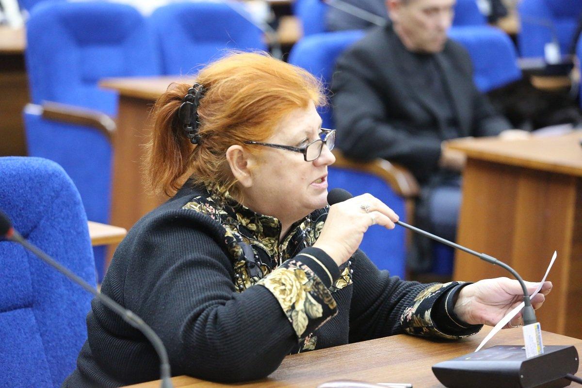 Депутат Херсонского горсовета предложила сменить главу бюджетной комиссии, фото-1
