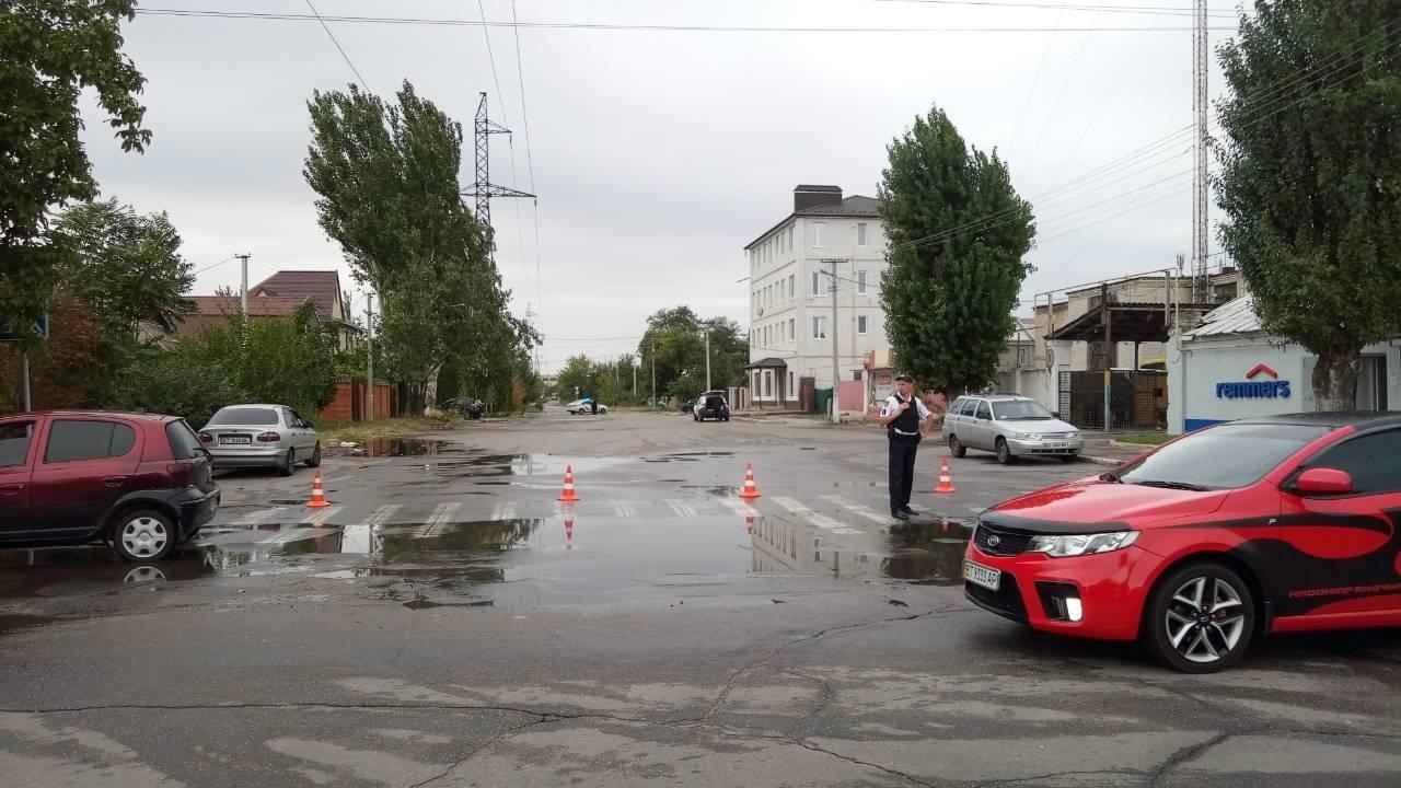 В центре Херсона строители наткнулись на гранату, фото-1