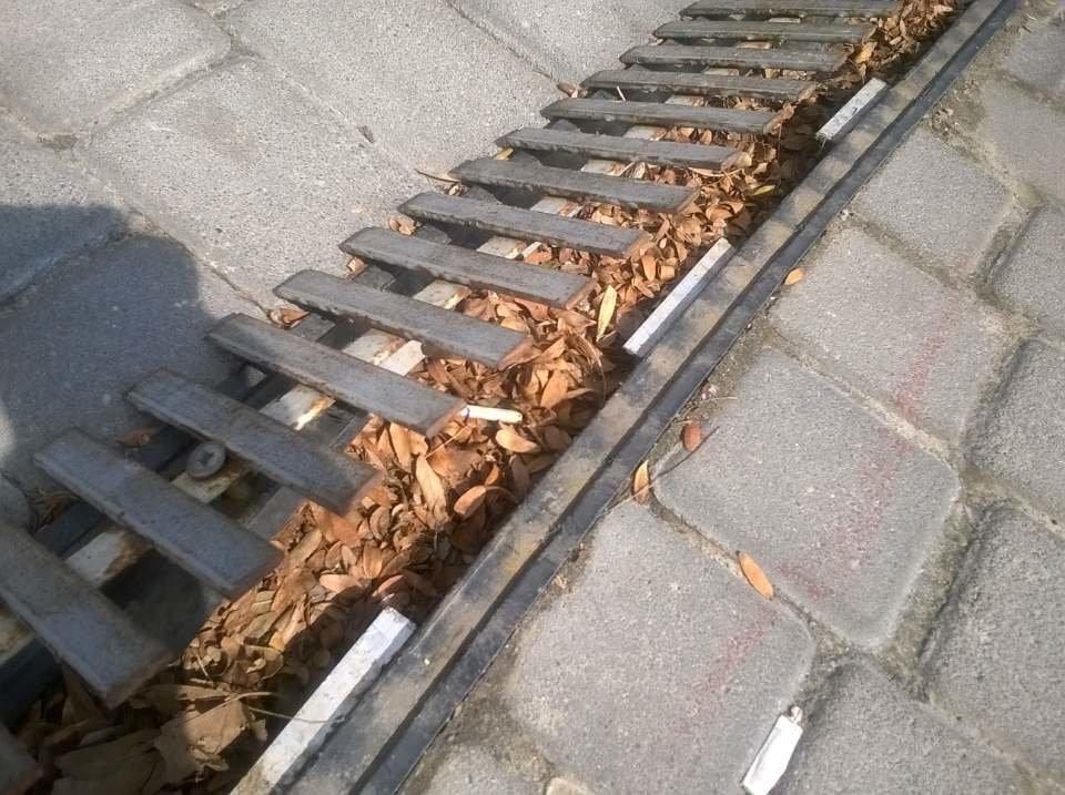 Опасность для пешеходов в центре Херсона (фото), фото-2
