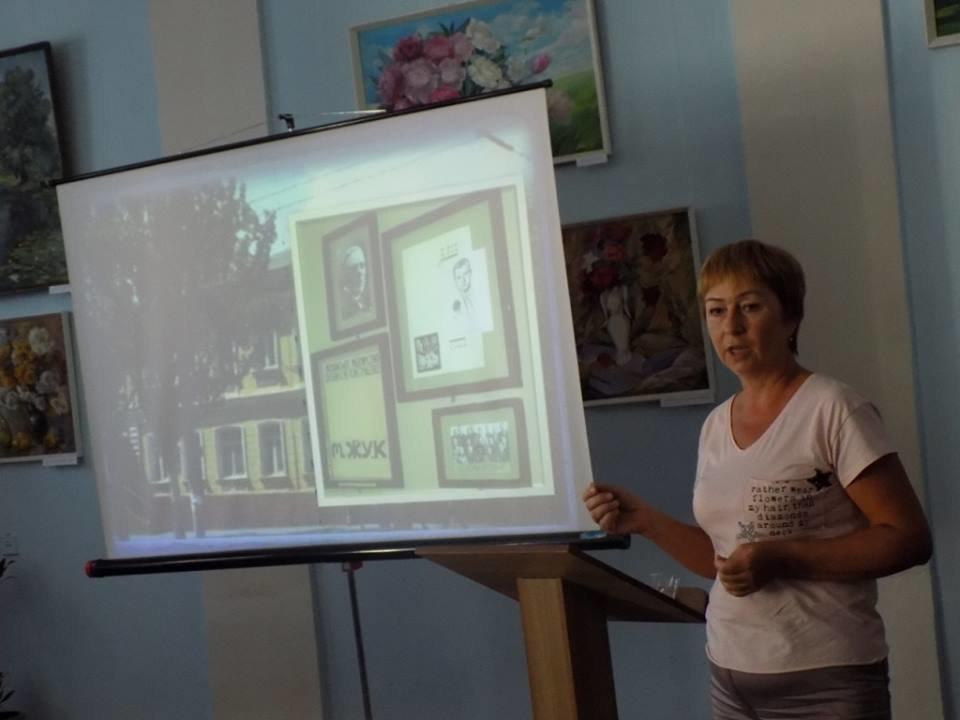 На Херсонщине открыли мемориальную доску великому писателю , фото-1