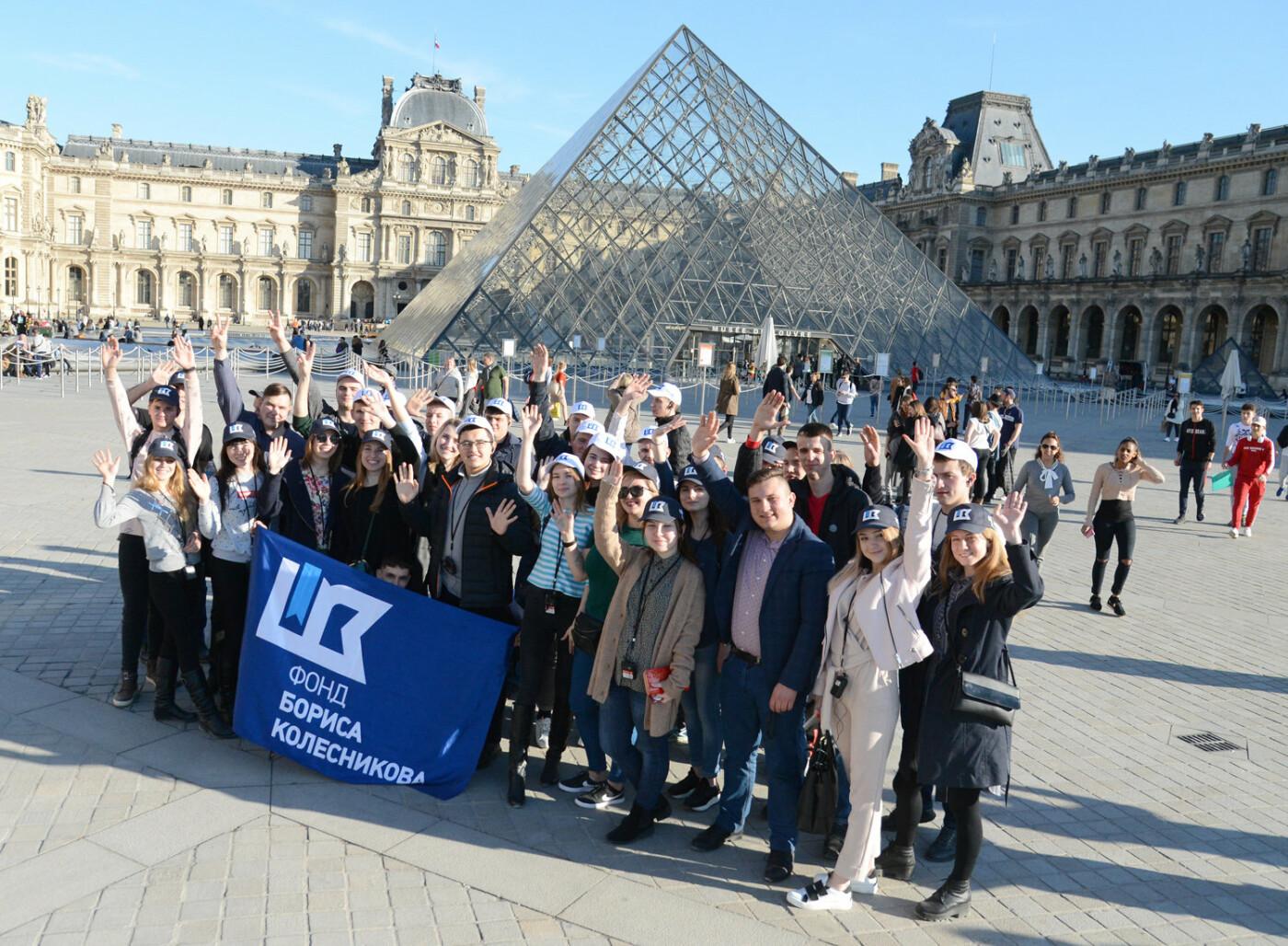 Студентка из Херсона выиграла престижный конкурс и побывала в Париже  , фото-1