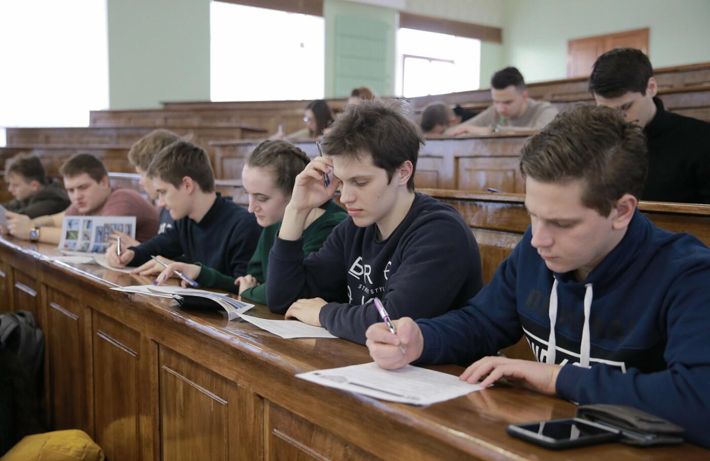 Херсонские студенты приблизились к поездке в Париж в рамках конкурса «Авиатор», фото-1