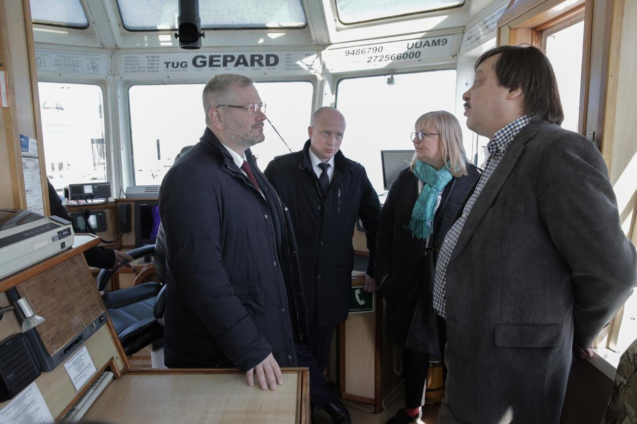 Вилкул: Восстановлю торговый флот - верну Украину в список морских держав , фото-2