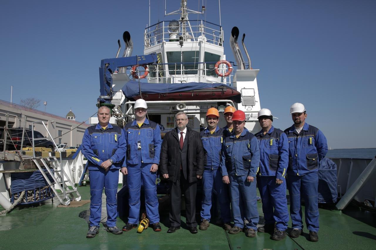 Вилкул: Восстановлю торговый флот - верну Украину в список морских держав , фото-1