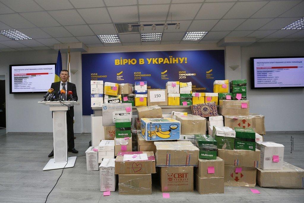 Юлия Тимошенко может победить на выборах президента, - данные анкетирования 2,5 млн украинцев «Батьківщиной», фото-4