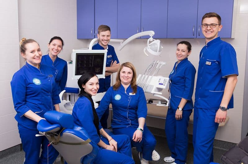 Современная стоматология Люми-Дент на Оболони в Киеве, фото-1