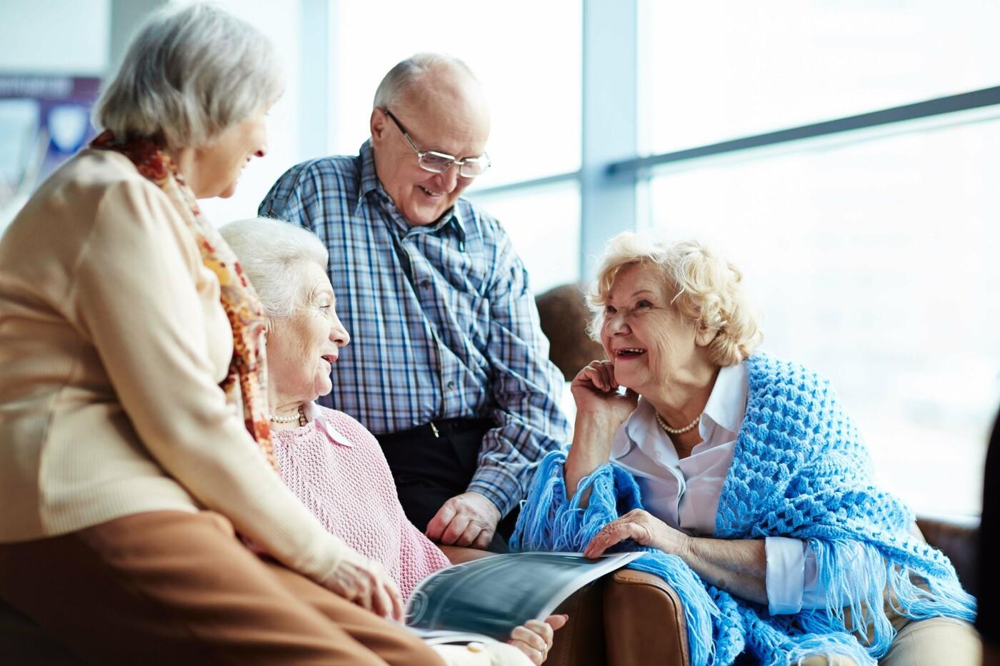Почему пожилым людям будет хорошо в доме престарелых?, фото-1
